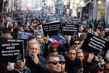 libertà di stampa in turchia