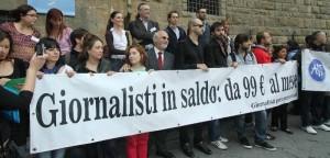 giornalisti precari