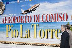 aeroporto pio la torre