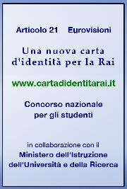 Carta d\'identità RAI