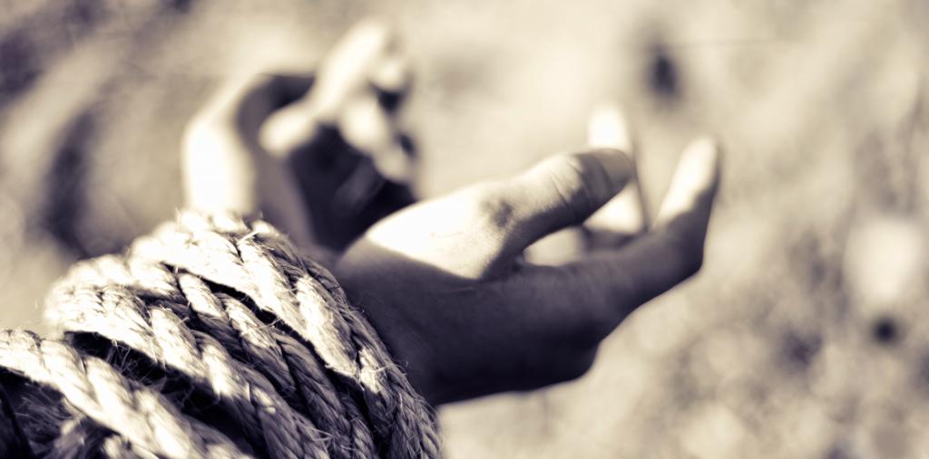 bound-hands