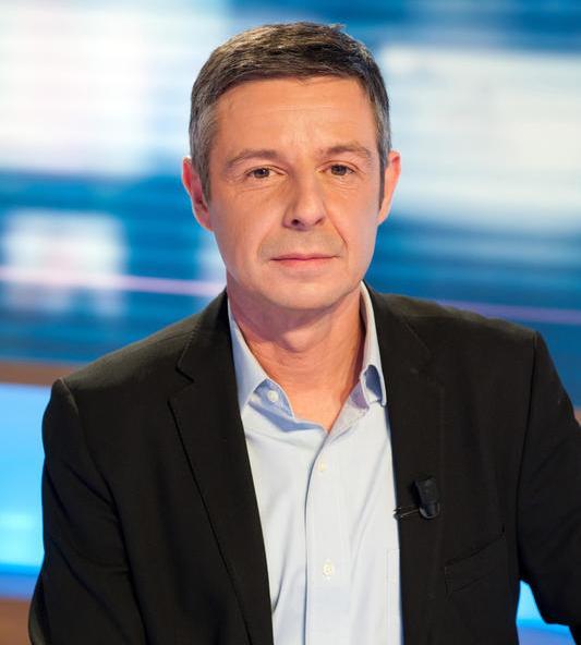 Anthony Bellanger, journaliste spécialiste des médias internationaux.