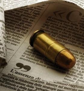minacce giornalisti mafia