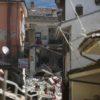 Foto Vincenzo Livieri - LaPresse  24-08-2016 - Roma - Italia  Cronaca Trema il centro Italia. Alle 3.30 di questa notte si è registrata una forte scossa di terremoto di magnitudo 6.0 a 4 chilometri dalla superfice e con epicentro ad Accumoli, in provincia di Rieti nel Lazio, a pochi chilometri, equidistante, tra Norcia e AmatriceNella foto: le immagini di Amatrice distrutta Photo Vincenzo Livieri - LaPresse  24-08-2016 - Rome -  Italy News The central Italian town of Amatrice was badly damaged by a 6.2 magnitude earthquake that struck early on Wednesday, with people trapped under the rubble, the town's mayor said.