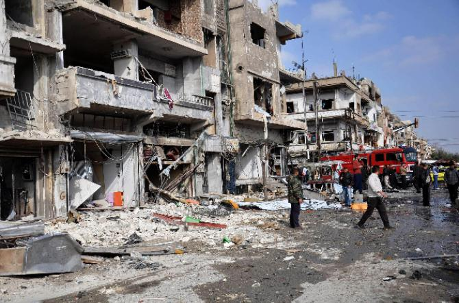 Siria, ancora raid: distrutto ospedale pediatrico di Medici senza Frontiere