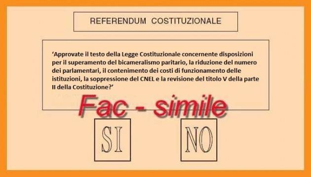 Risultati immagini per referendum costituzionale