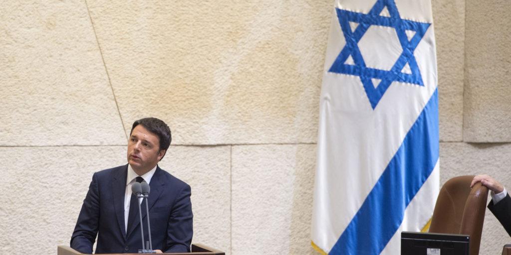 Mo: Renzi, allucinante decisione Unesco su Israele