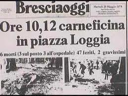 """Strage di Brescia, la lunga scia nera impunita del """"terrorismo di stato"""""""