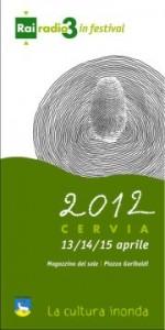 Radio3 In Festival, a Cervia il 13, 14 e 15 aprile
