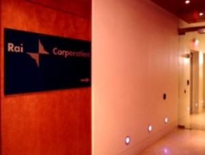 Rai Corporation in vendita su un'asta on line. Per intero, o a pezzi