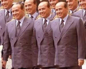 """Berlusconi """"uno e trino"""", ma non per tutti"""