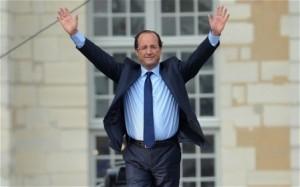 Hollande Presidente della Francia con il 52%. Lo sconfitto Sarkò ha cancellato il raduno della destra