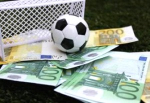 Il calcio e la di-partita finale