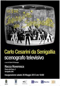 Cesarini da Senigallia: l'uomo che ha messo in scena la televisione