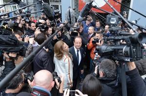 Tv e politica ai tempi di Hollande