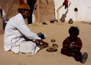 Lettere dal deserto. Un bell'elogio alla lentezza