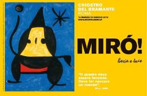 Joan Mirò. La magia della realtà