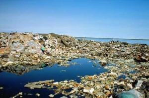 Nel Pacifico un continente di plastica?