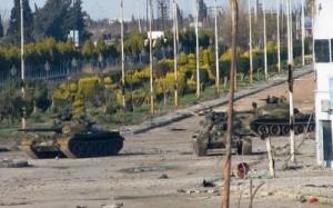 Siria. L'appello in rete: Basta col sostegno alla repressione