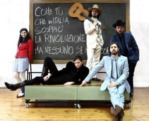 Come fu che in Italia scoppiò la rivoluzione ma nessuno se ne accorse
