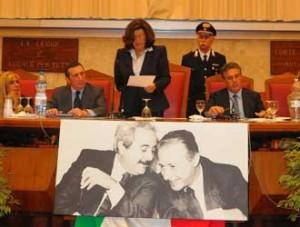 Per un giorno Palermo capitale d'Italia