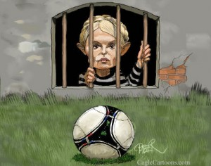 Euro 2012, un calcio ai diritti umani