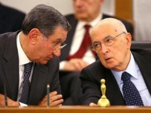 Ma in conclusione cosa si sono detti Napolitano e Mancino?