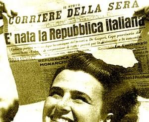 2 giugno: l'affermazione della Verità come cardine della nuova Repubblica