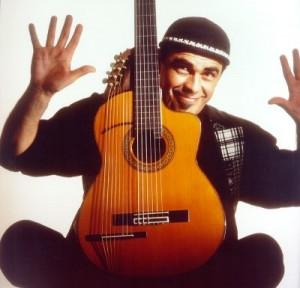 """Promuovi l'Italia. """"Fai Jazz"""" con Antonio Forcione"""