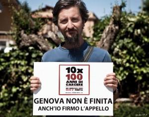 """G8: 30.000 firme per dire no al reato di """"devastazione e saccheggio"""""""