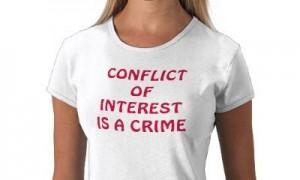 Torna in scena il conflitto di interessi
