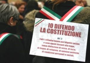La Camera a breve voterà sulle modifiche all''art. 138. Facciamoci sentire e difendiamola, questa Costituzione, dal nuovo attacco. Oggi 24 novembre l''Anpi sarà in oltre 160 piazze d''Italia