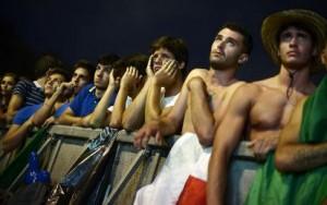 Europei: patatrac Italia ma anche lealtà e orgoglio di appartenenza