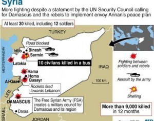 Assad, l'ultimo piano