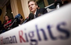 """In sostegno a Julian Assange"". Lettera ai media"