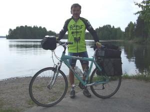 L'Europa del lavoro in bici