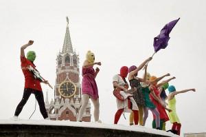 Libertà per le Pussy Riot. Mobilitazioni globali in attesa della sentenza