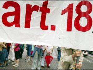 Art.18? Discutiamo anche del ruolo del capitalismo italiano