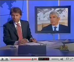 Berlusconi lascia e Casini raddoppia al Tg1