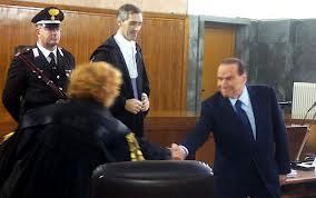 Rubygate. Also sprach Berlusconi