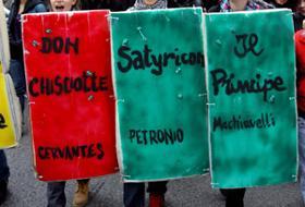 Inizio d'autunno… Torna in piazza la protesta studentesca