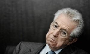 Monti, la solitudine del manager