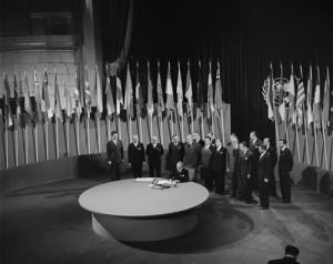 Oggi, si parli di Pace e Sicurezza. 67 anni fa nascevano le Nazioni Unite