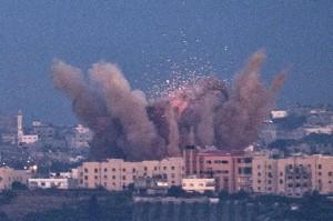 L'Italia sostiene i bombardamenti di Israele