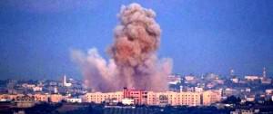 Gaza: spegniamo l'incendio ora