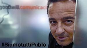 #siamo tutti Pablo
