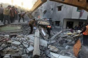 Gaza: ecco come è cominciata