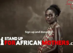 Stand Up for African Mothers