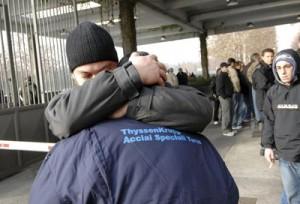 ThyssenKrupp: non chiamatele morti bianche
