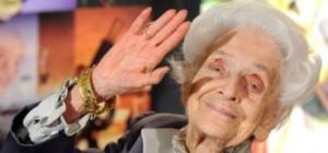Rita Levi Montalcini, si spegne una grande donna che ha reso onore all'Italia
